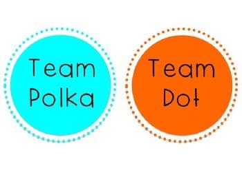 Polka Dot Partnering System