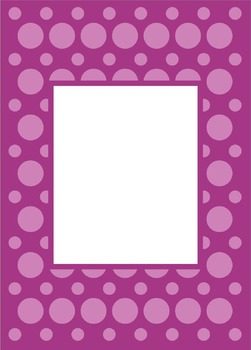 Polka Dot Pennants - Full