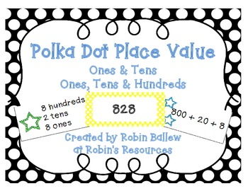 Place Value Match: standard, expanded, and word form 2.NBT.1  & 2.NBT.2