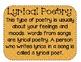 Polka Dot Poetry Posters