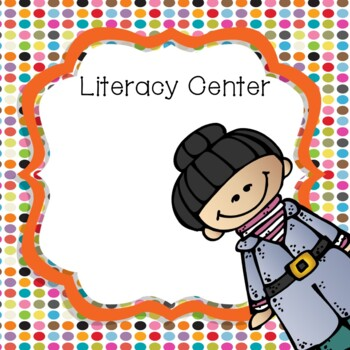 Center Poster Signs and Classroom Management Tips