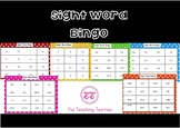 Polka Dot Sight Word Bingo
