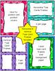 Polka Dot Task Card Frames