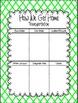 Polka Dot Teacher Binder with Chevron Calendar Set Included