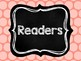 Polka Dot Theme Accelerated Reader Point Tracker