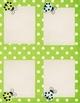 Polka Dot Theme Classroom Kit