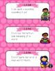 Polka Dot Theme Common Core ELA & Math I Can Cards BUNDLE--Kindergarten