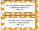 """Polka Dot Theme MATH """"I Can"""" Statements *CCSS* 5th Grade"""