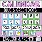 Polka Dot Theme: Numbers & Special Days
