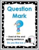 Punctuation Posters - Polka Dot Theme