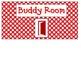 Polka Dot Themed Behavior Clip Chart (BIST procedures)