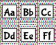 Polka Dot Themed Classroom Labels Signs and Decor