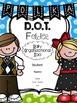 Polka Dot Themed Organizational Folder