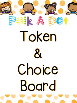 Polk A Dot Token Board