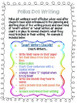 Writing Unit: Rereading our Writing