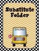 Polka Dot and Chevron Editable Notebook Covers FREEBIE