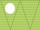 Polka Dot and Chevron Theme Classroom Pack
