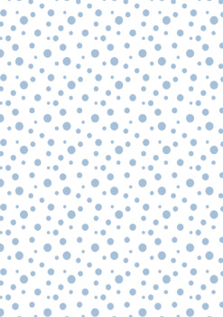 Polka Dots Digital Background Paper - Commercial Use Allowed
