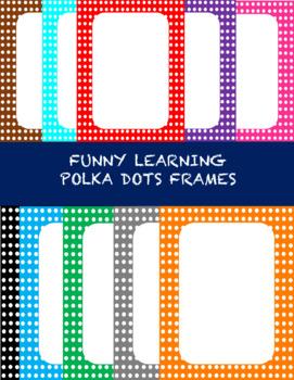 Polka Dots Frames