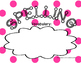 Polka Dots Subject Objective Header Cards