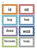 SuperKids Unit 2 Vocab Polka Dots
