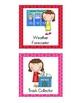 Polka Dotted Classroom Jobs