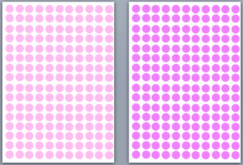 Polka Paper Digital Paper backgrounds -  7 Colours backgrounds and plain