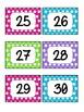 PolkaDot Bundle (lunch, calendar, subject pennants, word w