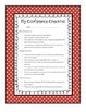 PolkaDot Student Led Conference Packet