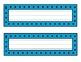 Polkadot Border Name Plates - 4 Different Colors