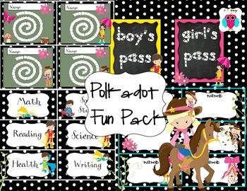 Polkadot Fun Pack