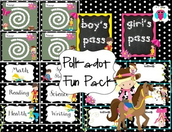 Polkadot Fun Pack