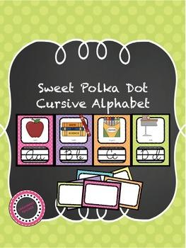 Polkadot Theme Classroom Design