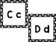 Polkadot Word Wall