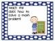Polkadot punch cards and behavior rewards