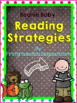 Polkadots Beanie Baby Reading strategies