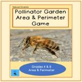 Pollination Garden Area & Perimeter Game