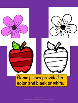 Pollination game--tag! (NGSS aligned)
