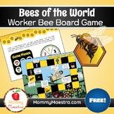 Pollinator - Worker Bee Board Game