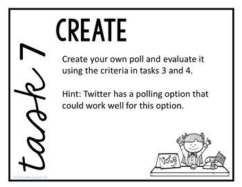 Polling Analysis Task Cards