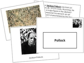 Pollock (Jackson) Art Book