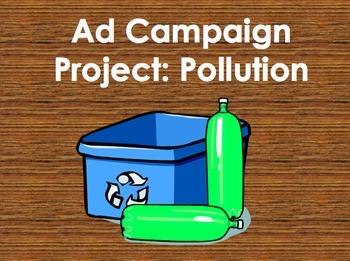 Ad Campaign Project: Pollution
