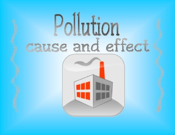 Pollution Cause and Effects