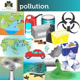 Pollution I Clip Art
