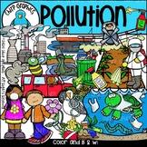 Pollution Clip Art Set - Chirp Graphics