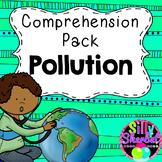 Pollution Comprehension EARTH DAY