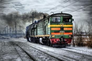 Pollution Photo Set