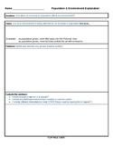 Pollution Project Assessment (C-E-R)