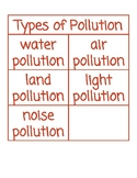 Pollution Sort for Earth Day Lessons
