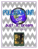 Pollution Unit using Just A Dream by Chris Van Allsburg